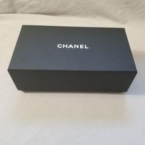 Authentic Chanel empty box. 4 x 7.25 x 2.5 in